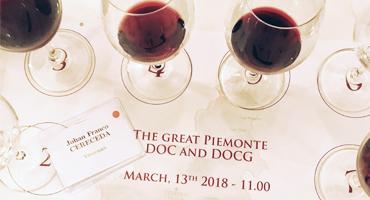 Bästa viner från kultförklarade Piemonte