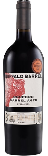 Buffalo Barrel Bourbon Barrel Aged Zinfandel
