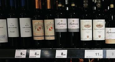 Fem bästa vinbutiker i Barcelona