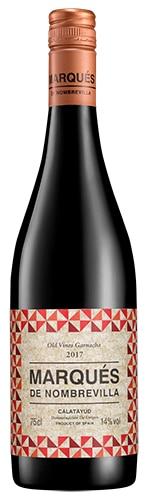 Marqués de Nombrevilla Old Vines Garnacha