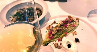 Fem bästa matchningar vegetariskt + vin