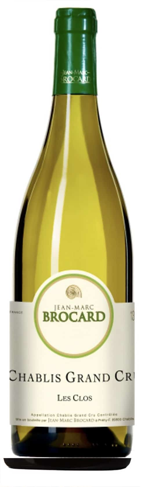 Chablis Grand Cru Bougros Jean-Marc Brocard