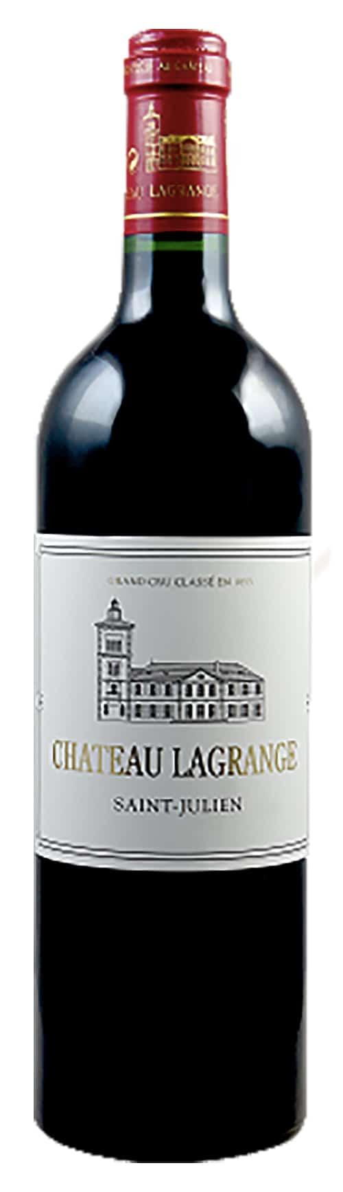 Château Lagrange Bordeauxslott