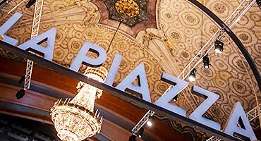 Eataly Stockholm: En äkta italiensk piazza
