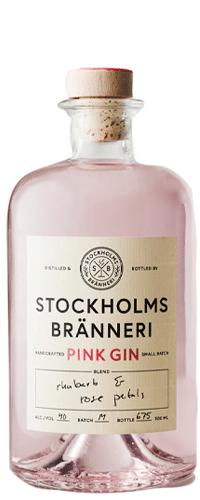 AB Stockholms Bränneri Pink Gin