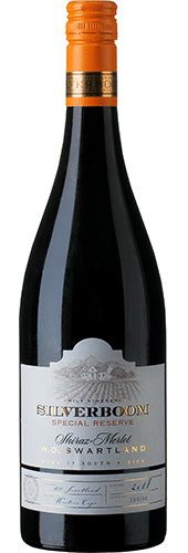 Silverboom Special Reserve Shiraz Merlot