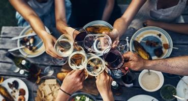 Världens största vinmarknad