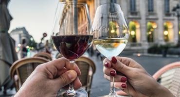 Att placera sig utanför vinkartan