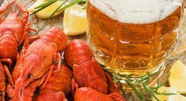 Godaste ölen till kräftorna