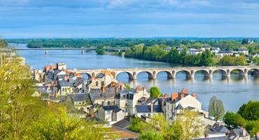 Loires lilla röda