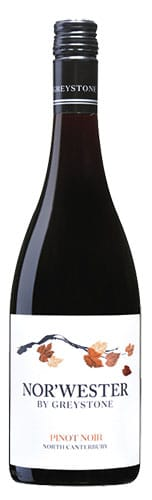 Nor'Wester Pinot Noir