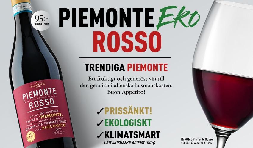 Piemonte Rosso Biologico