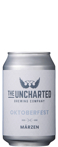 Uncharted Brewing Oktoberfest