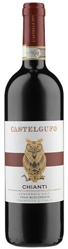 Castelgufo Chianti Vino Biologico
