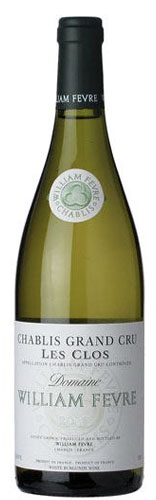Chablis Grand Cru Les Clos William Fèvre
