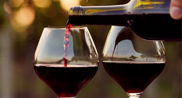 Bästa 5 vinerna på Pinot Noir