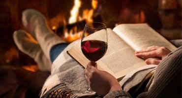 Fem bästa vinböcker att ge bort i jul