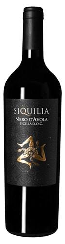 Siquilia Nero d`Avola