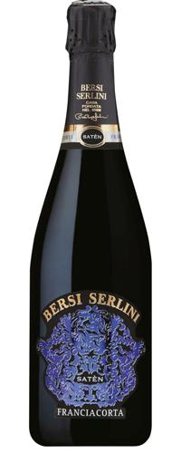 Bersi Serlini Franciacorta Satén