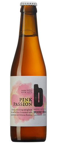 Brekeriet Pink Passion Glutenfri