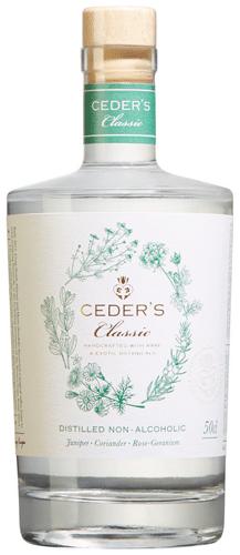 Ceder's Classic non-alc alt-gin