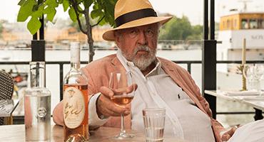 Leif GW: Helt galet med bögstämpel på rosévin