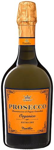 Castelmare Prosecco Organic Extra Dry
