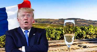 Trumps attack – mot franska viner