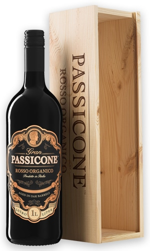 Passicone Gran Passicone Rosso Organico
