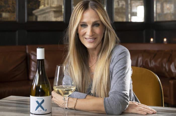 Sarah Jessica Parker: Älskar vitt vin