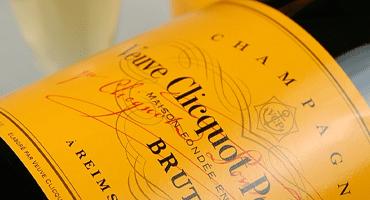Veuve Clicquot vintage-utgåva