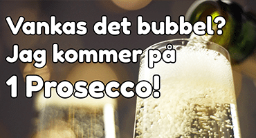 Prosecco-dagen – fira med lite bubbel