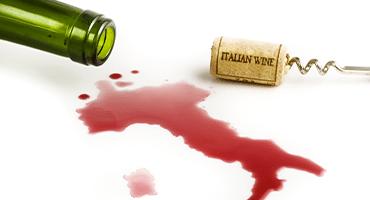 Italien gör 6,3 miljarder flaskor vin i år