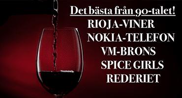 Rioja-viner är på väg tillbaka