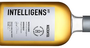 Mackmyras nya whisky – skapad av AI