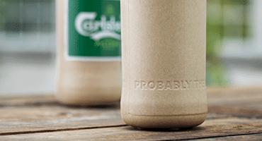 Öl i pappersflaska – Carlsberg först ut