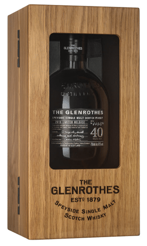 The Glenrothes 40 Years