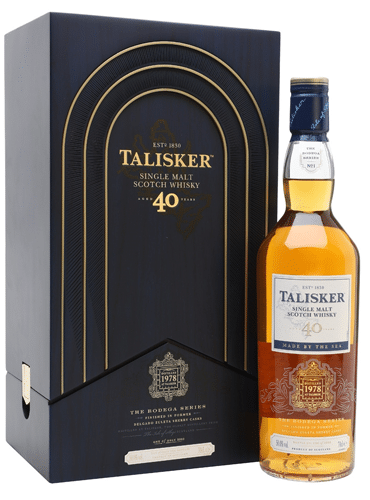 Talisker 41yo The Bodega Series