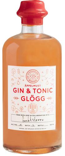 AB Stockholm Bränneri Gin & Tonic Glögg