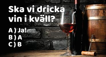 Tre viner som lyser upp mörka november