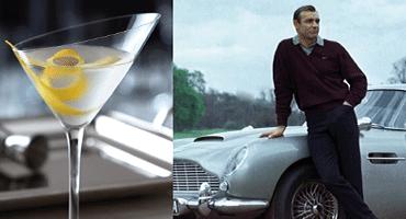 James Bonds bilmärke satsar på alkohol