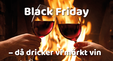 Strunta i köphetsen – njut av Black Friday-viner..