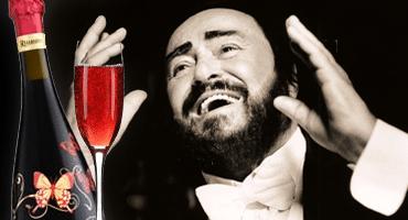 Annorlunda bubblet som var Pavarottis favorit