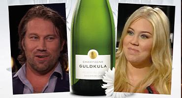 Svenska champagnen vände till succé