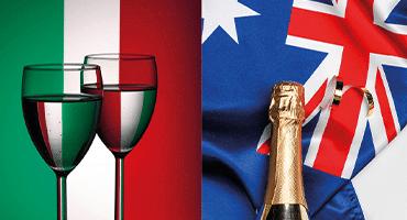 Bittra Prosecco-kriget mellan Italien och Australien