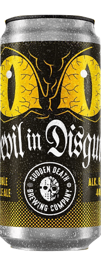 Devil in Disguise Double India Pale Ale