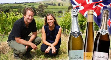 De firar Nya Zeelands nationaldag – med eget bubbel