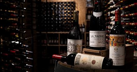 Köp exklusiva vinet – och få middag + hotellnatt