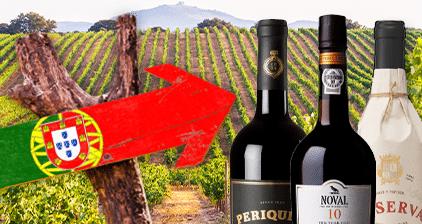 Fem okända fakta om vin från Portugal