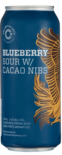 Collective Arts Blueberry Cacao Nibs